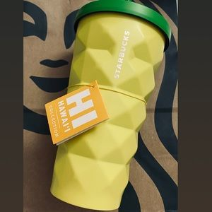 Starbucks HAWAII Collection Pineapple Cold Tumbler